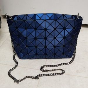 Issey Miyake Bags - BAO BAO Issey Miyake purse Blue Crossbody Bag 9a3043ea71